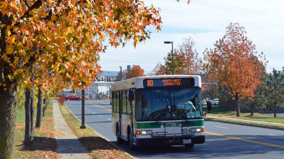 Transportation To And From Frederick Community College Via The Frederick Transit System